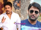 Nagarjuna and Nithin Reddy