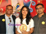 PVP, Anushka Shetty and Prasad Kovelamudi