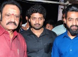 Nannaku Prematho Audio Function Stills