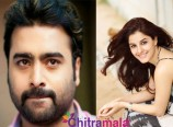 Nara Rohit and Isha Talwar