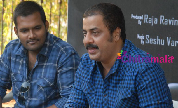 Oopiri Team Cheated Raja Ravindra