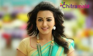 Catherine Tresa with Chiru in 150