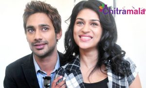 Varun Sandesh and Shraddha Das