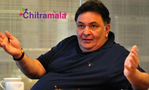 Rishi Kapoor Slams For Naming Gandhi