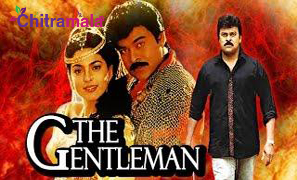 Chiranjeevi in The Gentleman