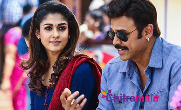 Babu Bangaram in Tamil as Selvi