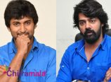 Nani and Naveen Chandra