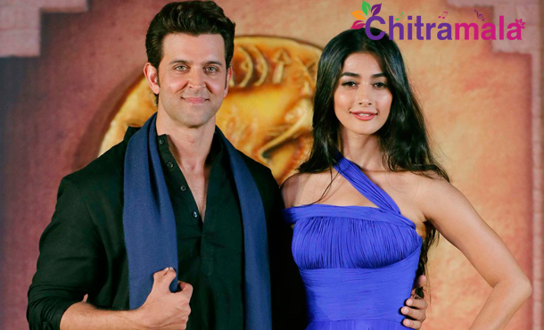 Pooja Hegde Complaints on hrithik