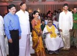Vikram Daughter Engagement Photos