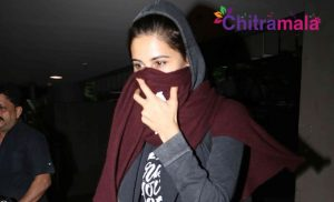 Nargis Fakhri Avoids Media