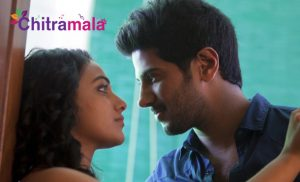 Nithya Menon and Dulquer