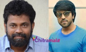 Sukumar and Ram Charan movie first look