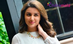 Parineeti Chopra in Mahesh 23 Movie