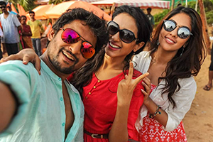 A still from Majnu