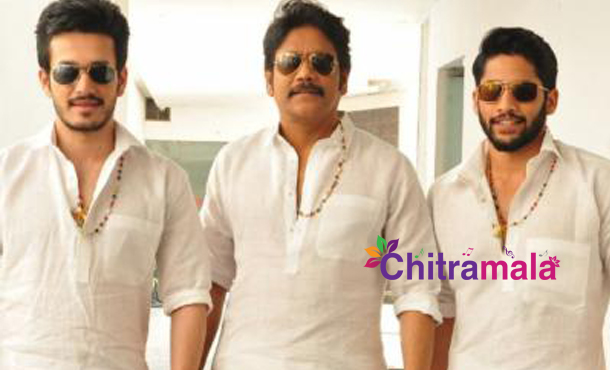 Nagarjuna Sons Marriage