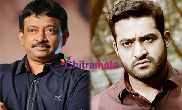 Ramgopal Varma and Jr NTR