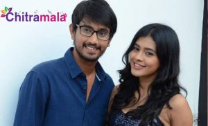 Raj Tarun and Hebah Patel