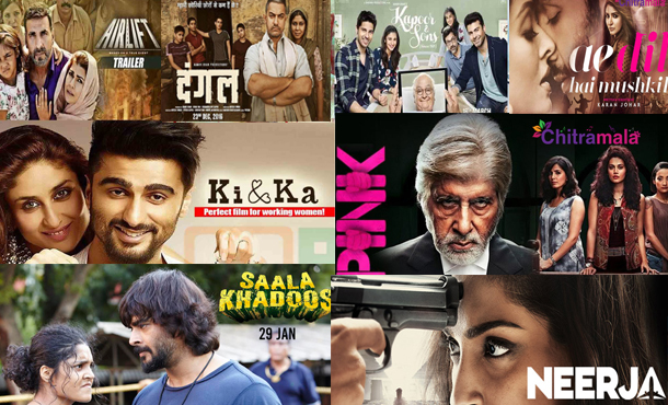 Best Movies in Bollywood 2016