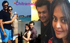 Varun Manian and Bindhu Madhavi