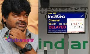 Harish Shankar Indigo Airlines