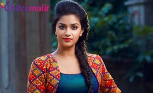 Keerthy Suresh South India Youth Icon