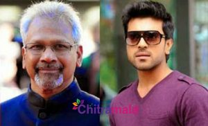 Maniratnam and Ram Charan