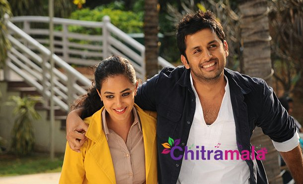 Nithin and Nithya Menon