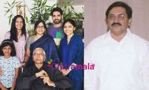 Sushanth Father No More