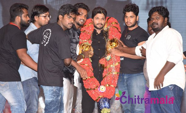 Allu Arjun at DJ Audio Launch Event