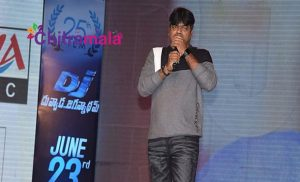 Harish Shankar at DJ Audio
