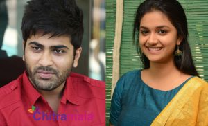 Keerthy Suresh teaming up with Sharwanand