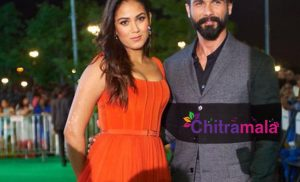 Shahid Kapoor and wife Mira Rajput