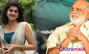 Taapsee Comments on K Raghavendra Rao