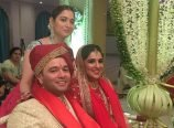 Tamannah Brother Anand Bhatia Wedding Celebrations Photo