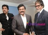 Nag, Chiru and Amitabh
