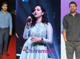 Mahanubhavudu Movie Pre Release Event Photos