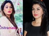 Hansika Fires on Hina Khan