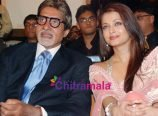 Big B and Aishwarya Rai