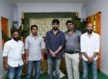 Naga Shourya Movie Pooja Ceremony Pics