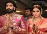 Namitha Marriage Pics