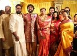 Namitha and Veer Marriage Pics