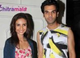 Rajkumar Rao and Pathralekha