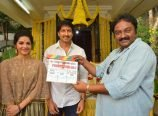 Gopichand 25 Movie Opening Photos