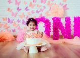 Arha First Birthday Pics