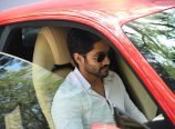 Naga Chaitanya at Hyderbad Supercar Show