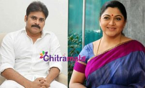 Pawan Kalyan and Kushboo