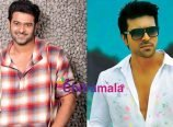 Prabhas and Ram Charan
