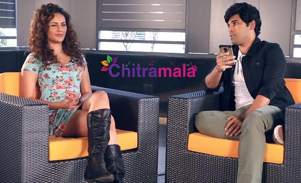 Allu Sirish and Seerat Kapoor