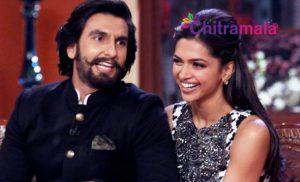 Deepika and Ranveer Engagement