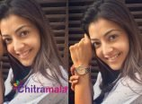 Kajal Rado Watch Cost